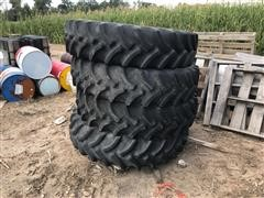 Firestone All Traction DT 380/80R38 Tires