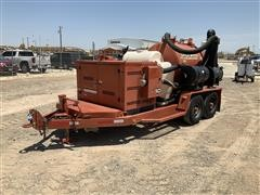 2014 DitchWitch FX30/GPS Hydro Vac Trailer