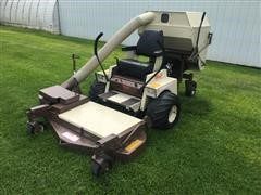1991 Grass Hopper 718 Lawn Mower