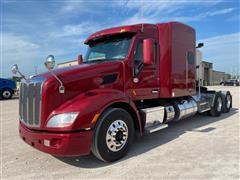 2014 Peterbilt 579 T/A Truck Tractor