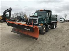 2007 Sterling LT8500 T/A Dump Truck