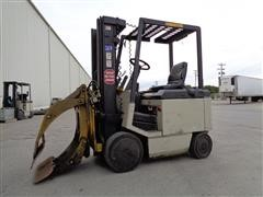 Crown 50 FCTT-88 Electric Forklift