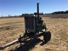 John Deere 6059T Power Unit