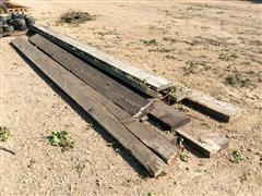 Wooden Bridge Planks