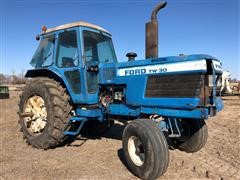 1981 Ford TW30 2WD Tractor