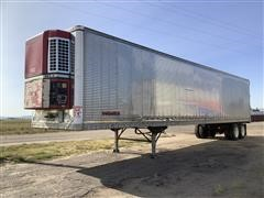 1987 Timpte T/A Reefer Trailer