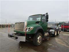 2012 International 7600 WorkStar T/A Truck Tractor