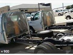 2000 Ford E-450 Ambulance Chassis