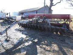 "Case IH 5400 Soybean Special 15"" Soybean Drill W/CrustBuster No-Till Cart"