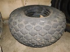 Grain Cart Tire & Rim