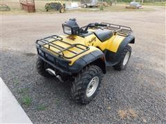 2001 Honda Foreman ATV