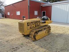 Caterpillar D2 Crawler Tractor
