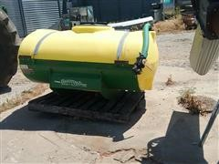Patriot Helicopter Front Mount Fertilizer Tank