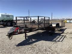 2006 Neville T/A Sprayer Trailer