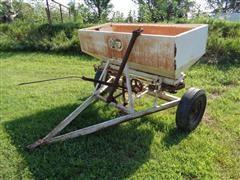 CO-OP Pull Type Dry Fertilizer Spreader