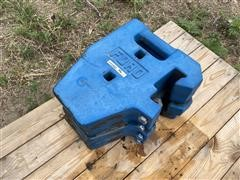 Ford Suitcase Weights