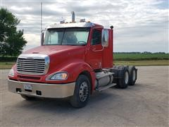2007 Freightliner Columbia T/A Tractor Truck