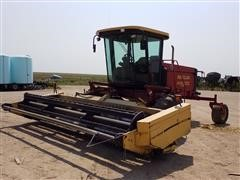 1999 New Holland HW320 16' Self-Propelled Swather
