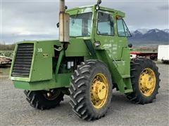 1977 Case 2670 4X4 Tractor
