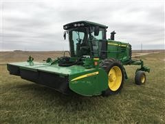 2011 John Deere R450 Self Propelled Windrower