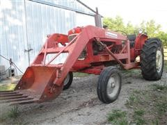 1964 Allis-Chalmers D-17 2WD Tractor