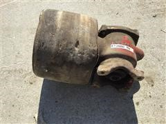 Ford Tractor Flat Belt Pulley