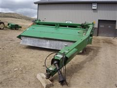 1997 John Deere 930 MoCo Disc Mower W/Flail Conditioner