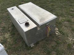 Delta 433000 Aluminum L Fuel Tank & Tool Box