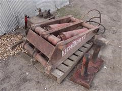 Schwartz Grain Truck Hydraulic Hoist