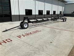 Wemco 11-32 T/A Header Trailer