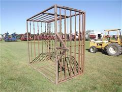 Bull Cage