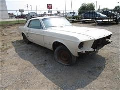 1967 Ford Mustang Project Car (INOPERABLE)