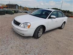 2005 Ford Five Hundred 4 Door Sedan