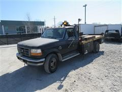 1997 Ford F Super Duty Service Truck
