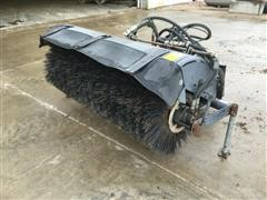 Sweepster 532 Sweeper Attachment