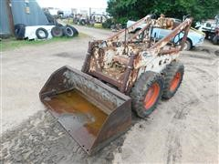 Melroe Bob Cat 500 Skid Steer