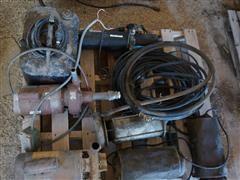 Pumps, Fuel Tank & Hoses