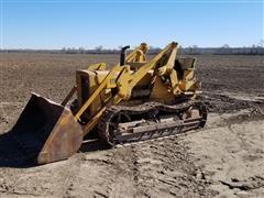 John Deere 440 Track Loader W/Backhoe
