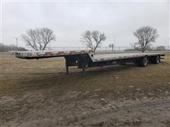 2004 Transcraft D-Eagle W2 50' Spread Axle Drop Deck Trailer