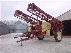 Hardi 1200 Commander Plus 120' Pull Type Sprayer