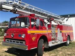 1971 Ford C900 Cabover S/A Pumper/Ladder Fire Truck