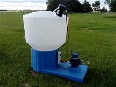 Agri-Inject Chemigation Unit