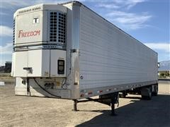 2000 Utility T/A Refrigerated Trailer