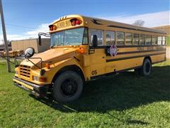 2005 Blue Bird Vison Bus