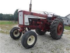 1967 Farmall 656 Diesel 2WD Tractor