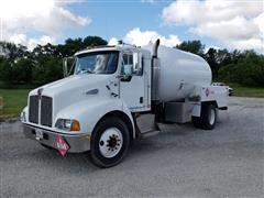 2004 Kenworth T300 Propane Fuel Truck