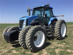 2004 New Holland TG285 MFWD Tractor
