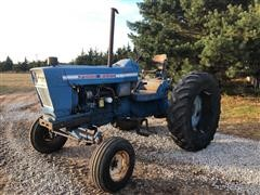 1972 Ford 5000 2WD Tractor