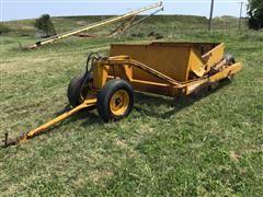 Soil Mover 50RF 7' Scraper