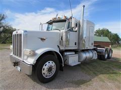 2011 Peterbilt 389 T/A Truck Tractor